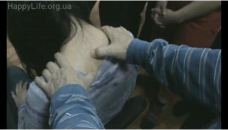 Видео-уроки массажа шеи