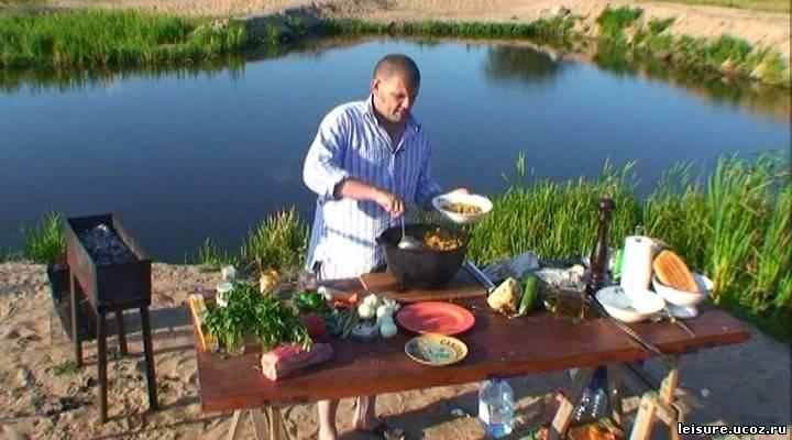 канал охота и рыбалка серж маркович рецепты